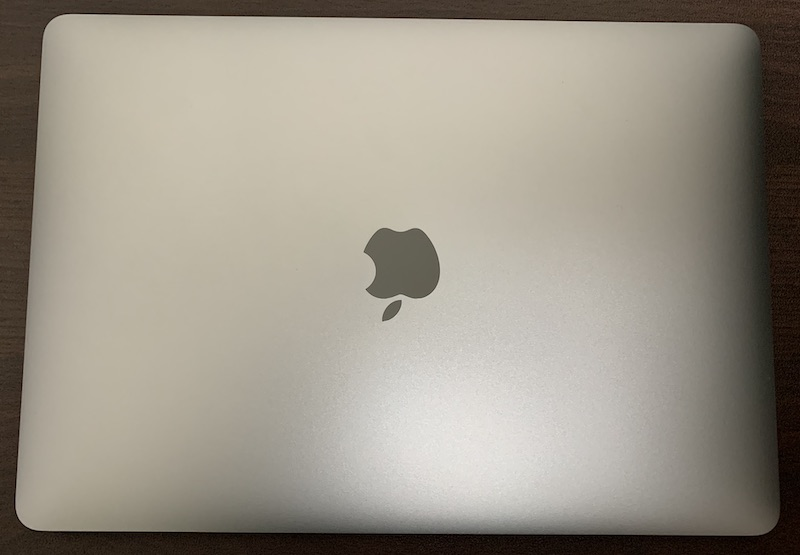M1 MacBook Air上面