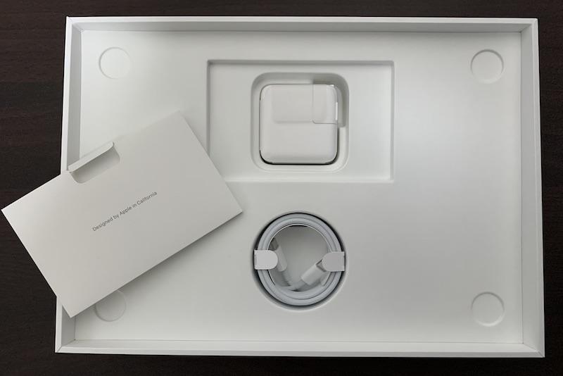 M1 MacBook Air付属品