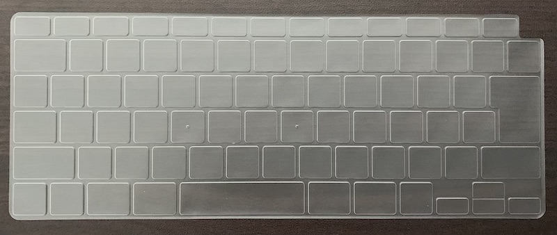 ALLFUN MacBook Air 用キーボードカバー