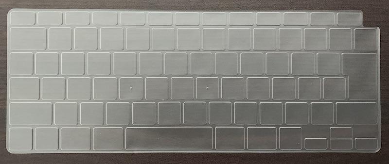 MacBookAir用 ALLFUNキーボードカバー