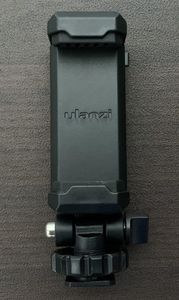 ULANZI スマートフォン三脚マウントST-06表側