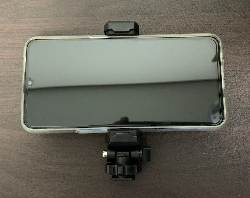 ULANZI スマートフォン三脚マウントST-06製品概要