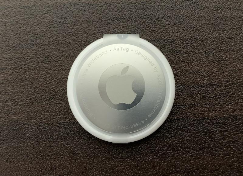 Apple AirTag前面フィルム