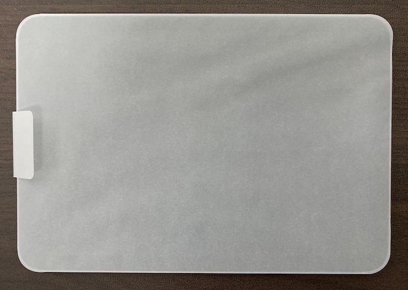 iPad mini6本体保護シート前面