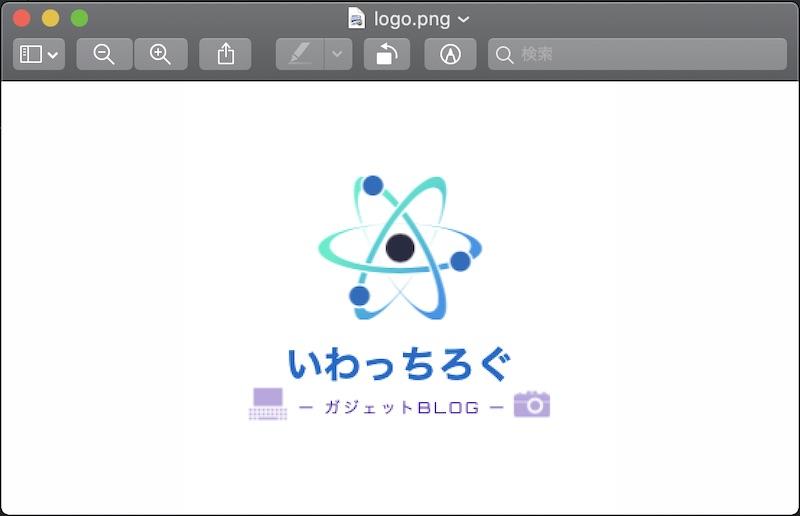 DesignEvoで作成した無料ロゴ画像