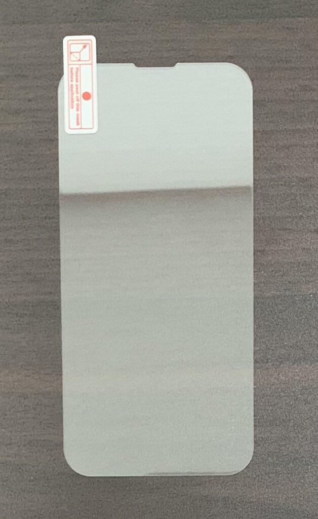 NIMASO iPhone13 mini用ガラスフィルムのガラスフィルム