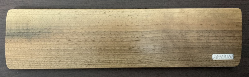 Kyechron K2 木製パームレスト